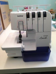 Brother Lock 3034D Serger