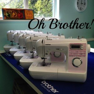 Brother Sewing Machine NS40e