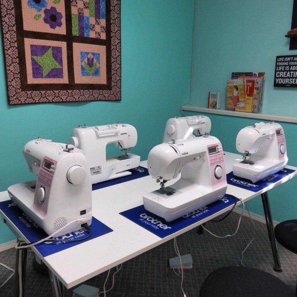 Sewing Machines! Yay!